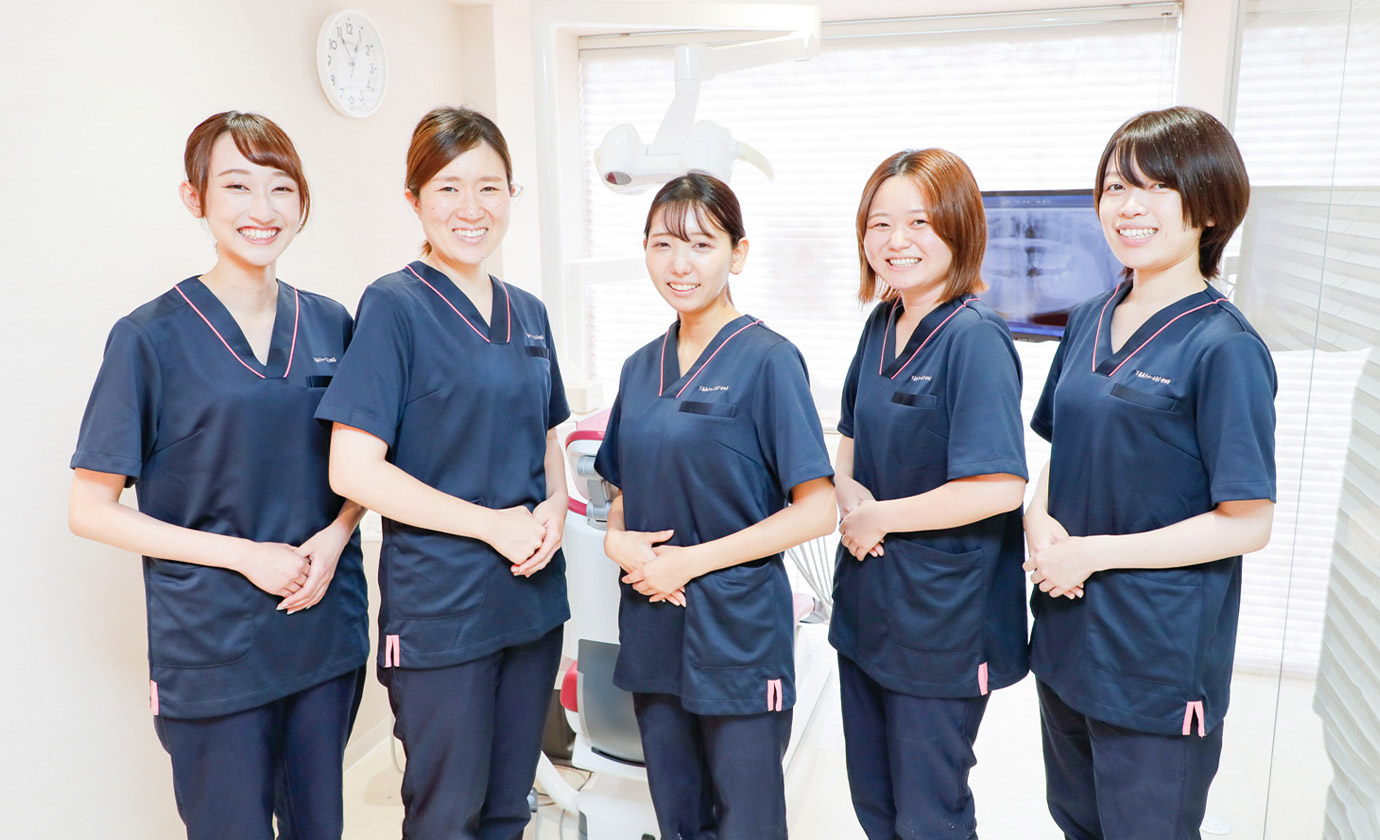 歯科衛生士「担当制」