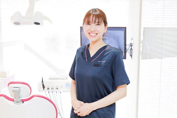 歯科助手、受付/アサヒナ